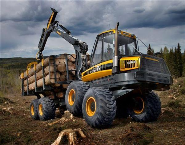 Multi-product forwarder based softwood timber extraction: Time consumption and productivity analysis of two forwarder models over multiple products and extraction distance